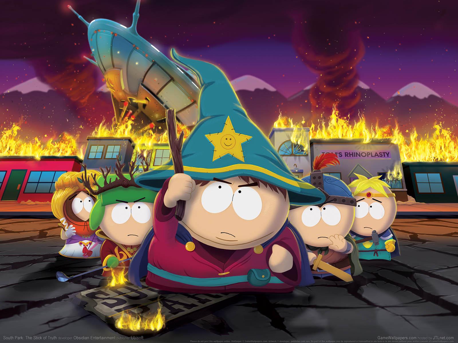 South Park Vollbild