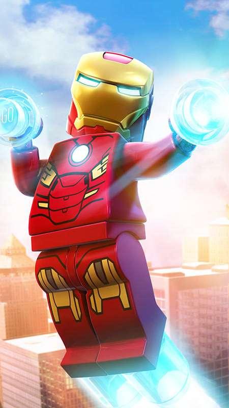 Lego Marvel Super Heroes Desktop Hintergrundbilder