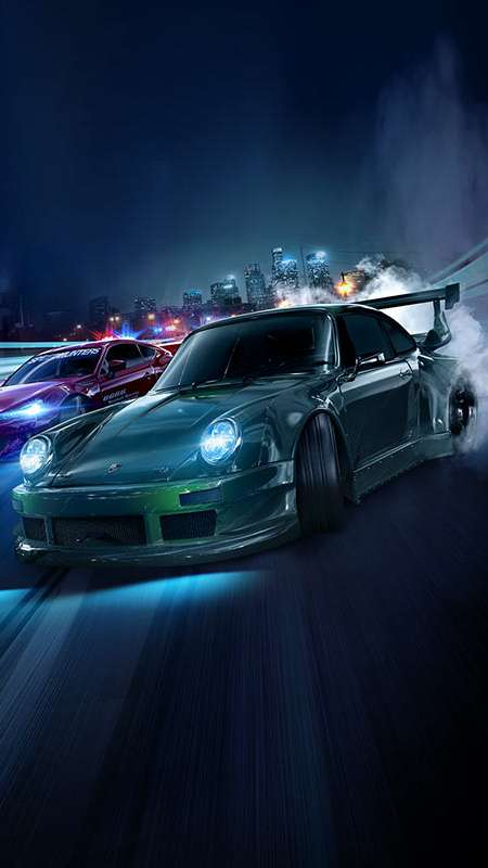 Need for Speed Handy Vertikal Hintergrundbild