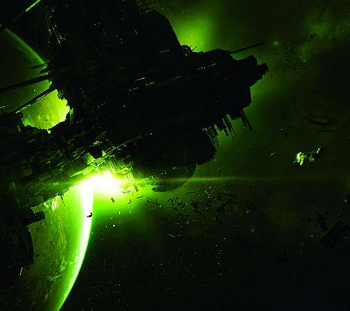 Alien: Isolation Handy Horizontal Hintergrundbild