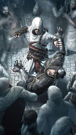 Assassin's Creed Handy Vertikal Hintergrundbild