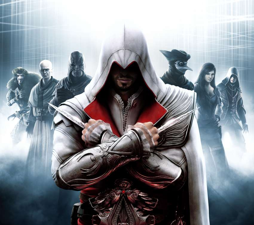 Assassin's Creed: Brotherhood Hintergrundbild