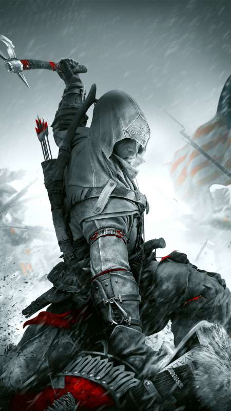 Assassin's Creed III: Remastered Handy Vertikal Hintergrundbild