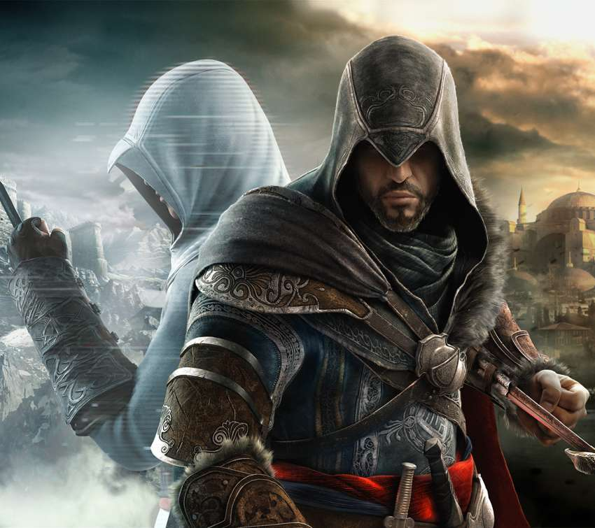 Assassin's Creed Revelations Handy Horizontal Hintergrundbild