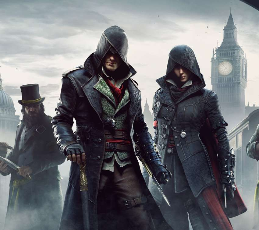Assassin's Creed: Syndicate Hintergrundbild