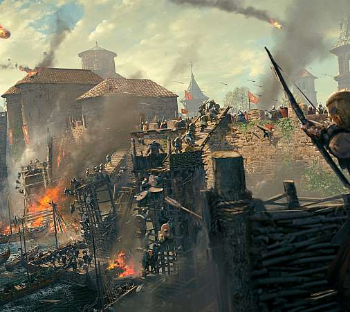 Assassin's Creed: Valhalla - The Siege of Paris Handy Horizontal Hintergrundbild