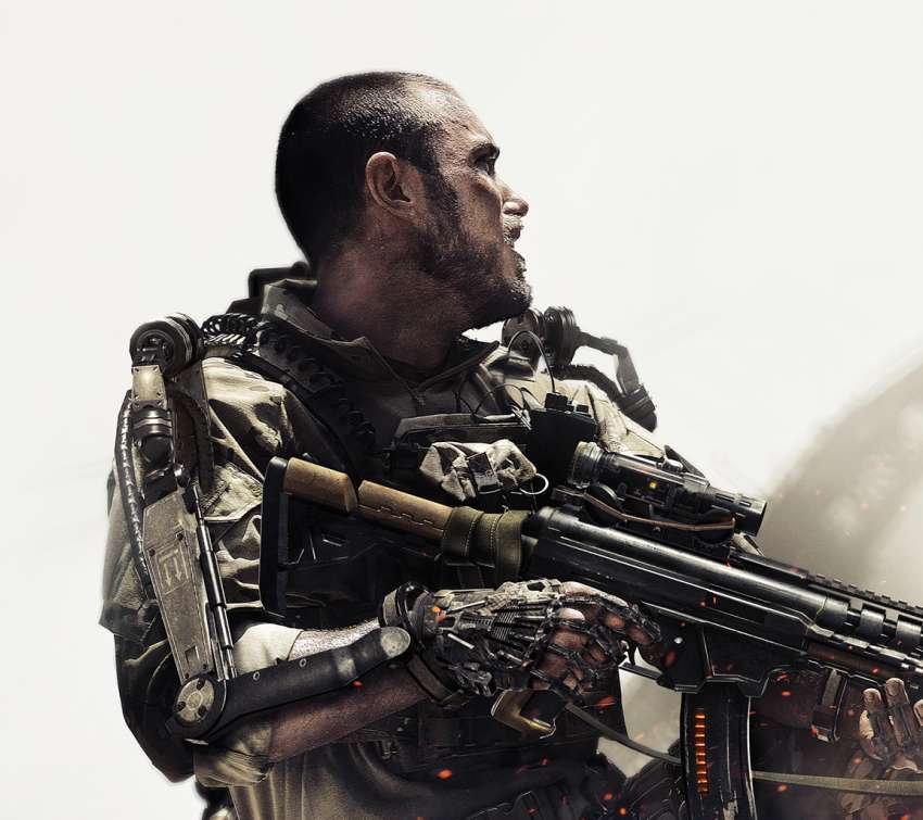 Call of Duty: Advanced Warfare Handy Horizontal Hintergrundbild