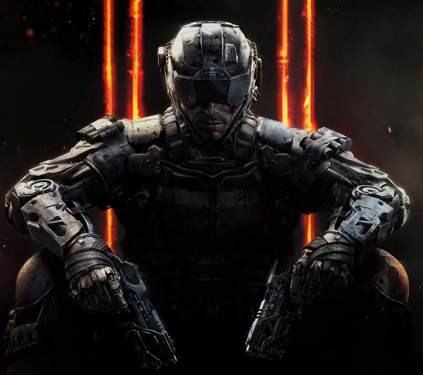 Call of Duty: Black Ops 3 Handy Horizontal Hintergrundbild