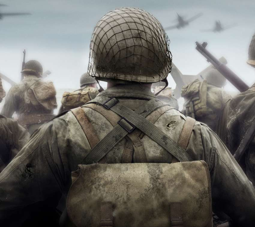 Call of Duty: WW2 Hintergrundbild