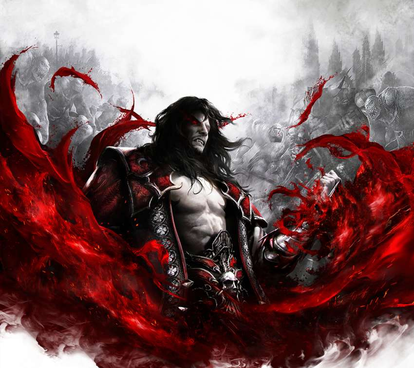 Castlevania: Lords of Shadow 2 Handy Horizontal Hintergrundbild