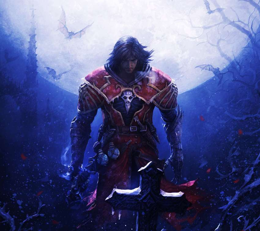 Castlevania: Lords of Shadow Reverie Handy Horizontal Hintergrundbild