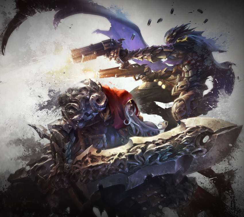 Darksiders: Genesis Handy Horizontal Hintergrundbild