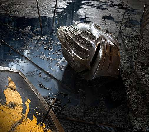 Demon's Souls 2020 Handy Horizontal Hintergrundbild