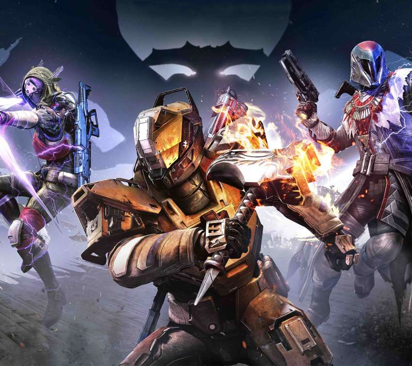 Destiny: The Taken King Hintergrundbild