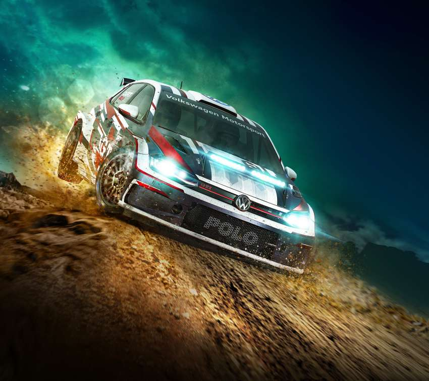 Dirt Rally 2.0 Handy Horizontal Hintergrundbild