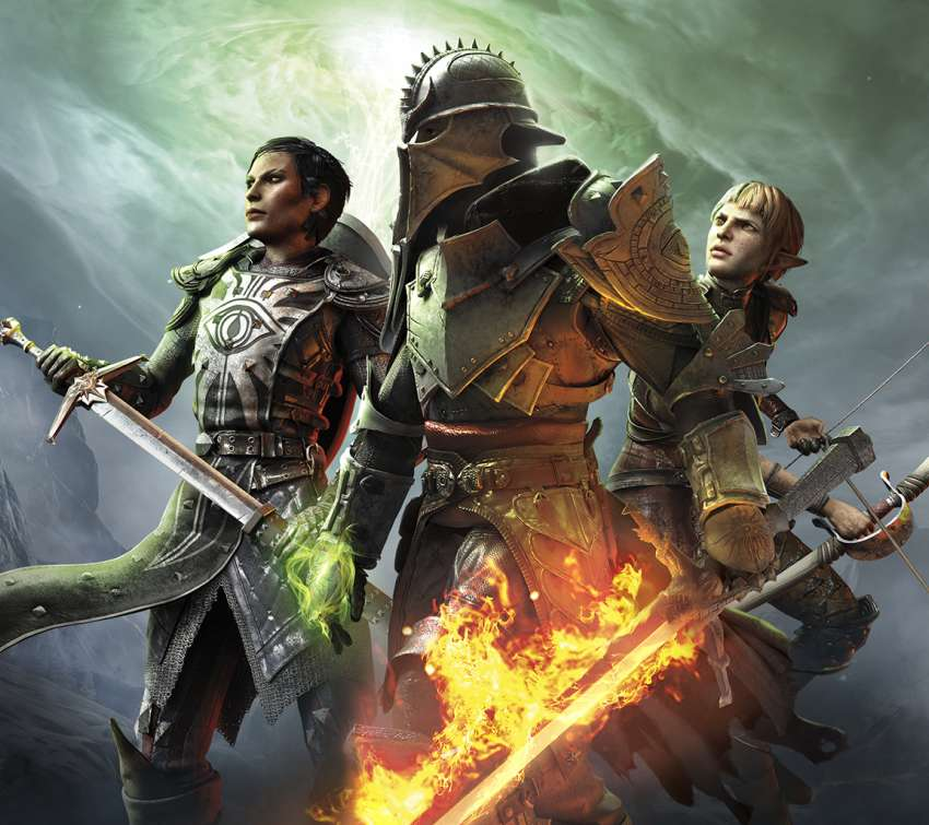 Dragon Age: Inquisition Handy Horizontal Hintergrundbild