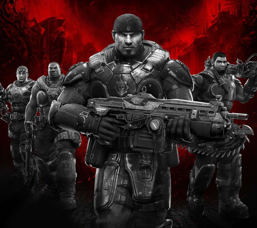 Gears of War: Ultimate Edition Hintergrundbild