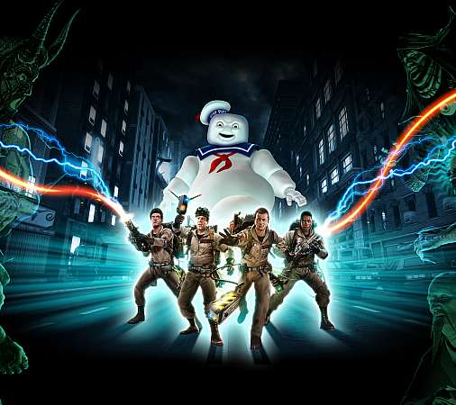 Ghostbusters: The Video Game Remastered Handy Horizontal Hintergrundbild