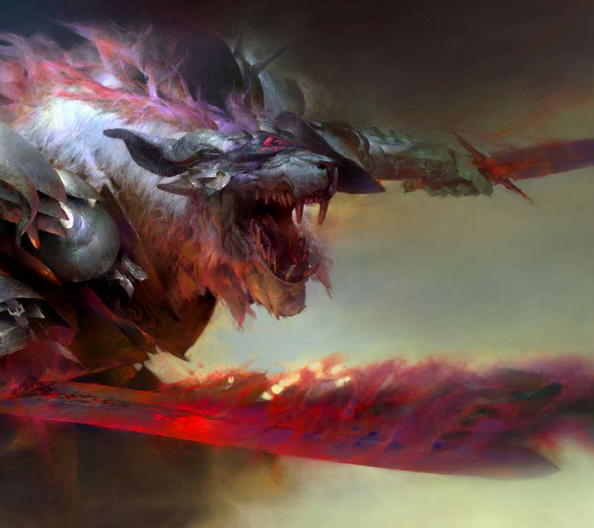 Guild Wars 2: Heart of Thorns Hintergrundbild