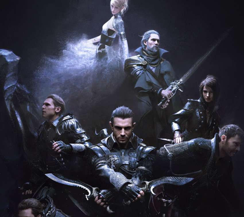 Kingsglaive: Final Fantasy XV Handy Horizontal Hintergrundbild