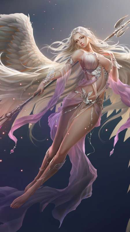 League of Angels 2 Handy Vertikal Hintergrundbild