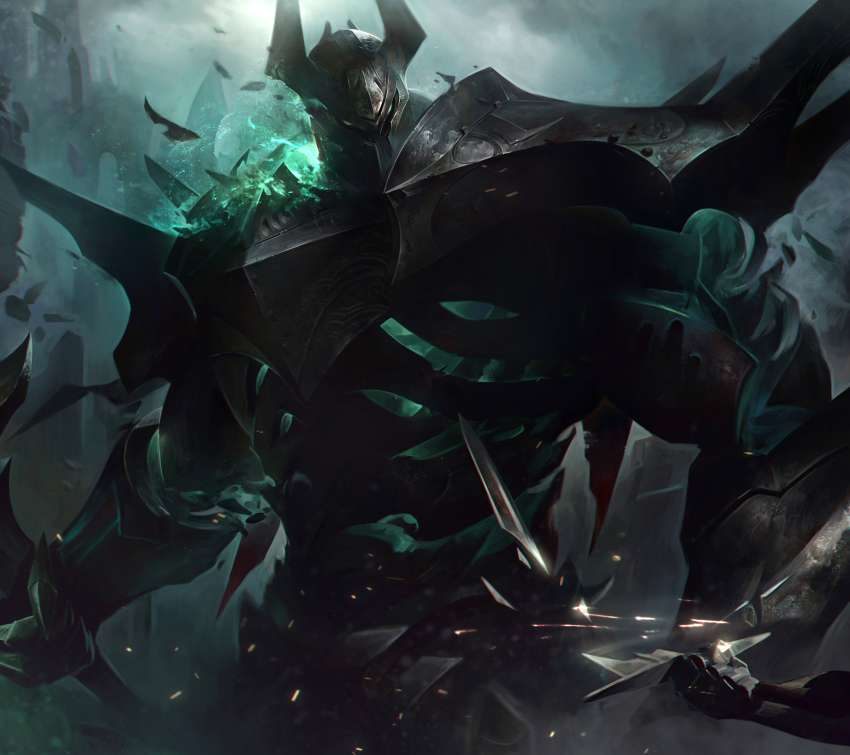 League of Legends Hintergrundbild
