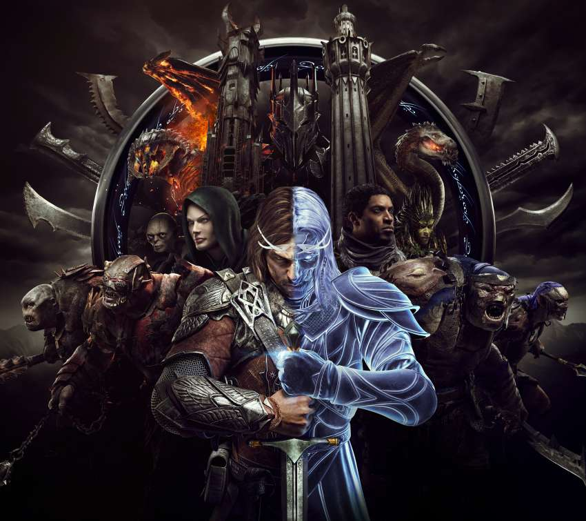 Middle Earth: Shadow of War Hintergrundbild