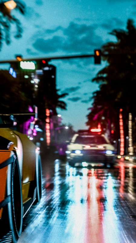 Need for Speed: Heat Handy Vertikal Hintergrundbild