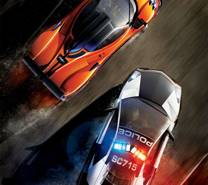 Need for Speed: Hot Pursuit Hintergrundbild