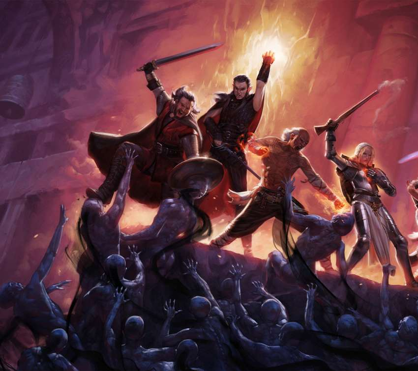 Pillars of Eternity Hintergrundbild