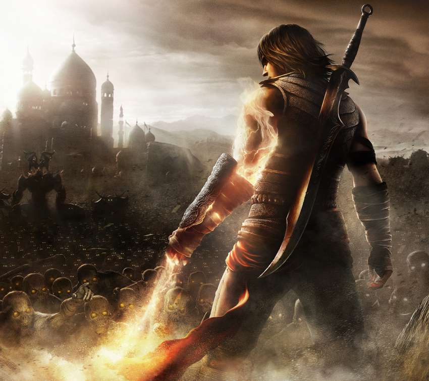Prince of Persia: The Forgotten Sands Hintergrundbild