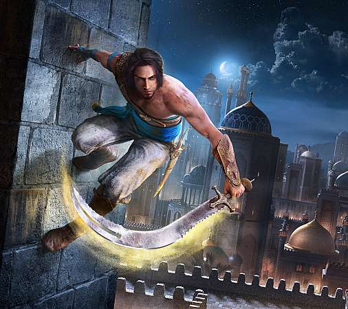 Prince of Persia: The Sands of Time Remake Handy Horizontal Hintergrundbild