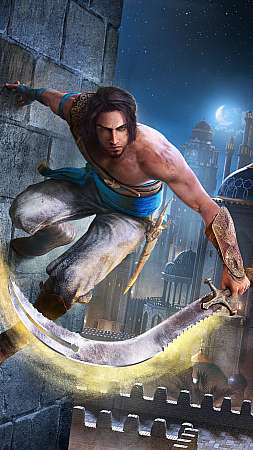 Prince of Persia: The Sands of Time Remake Handy Vertikal Hintergrundbild