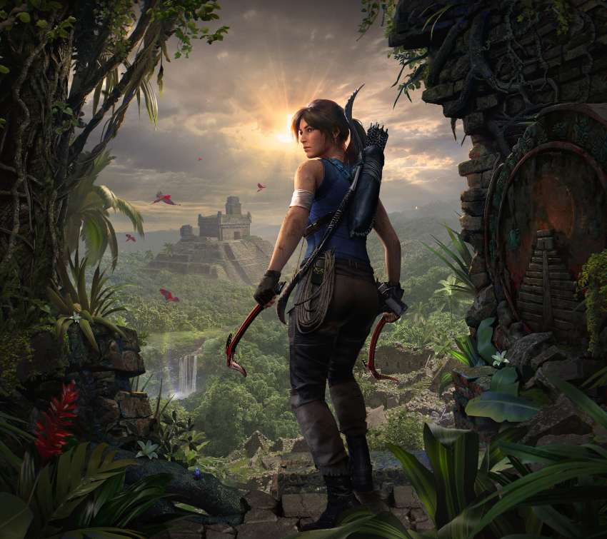 Shadow of the Tomb Raider Hintergrundbild