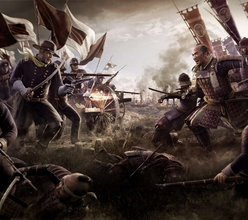 Shogun 2: Total War - Fall of The Samurai Hintergrundbild