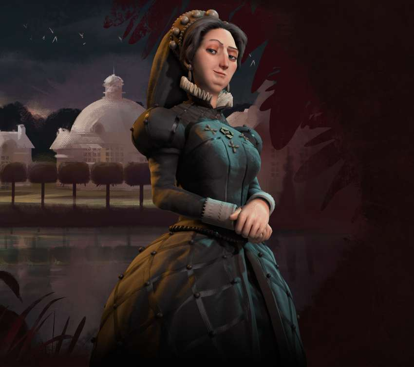 Sid Meier's Civilization 6 Handy Horizontal Hintergrundbild