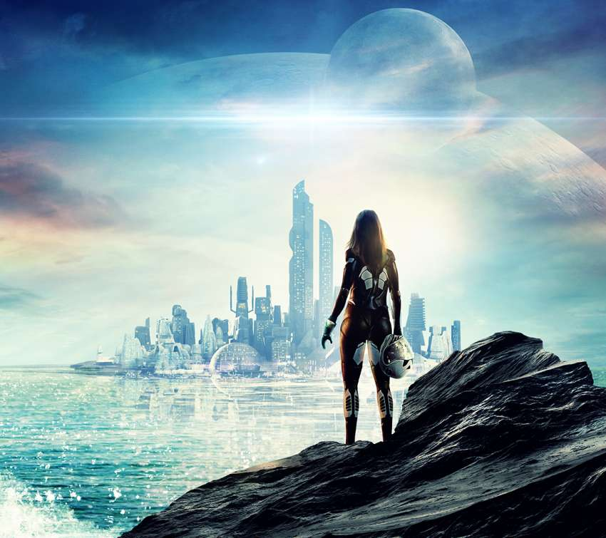 Sid Meier's Civilization: Beyond Earth - Rising Tide Hintergrundbild