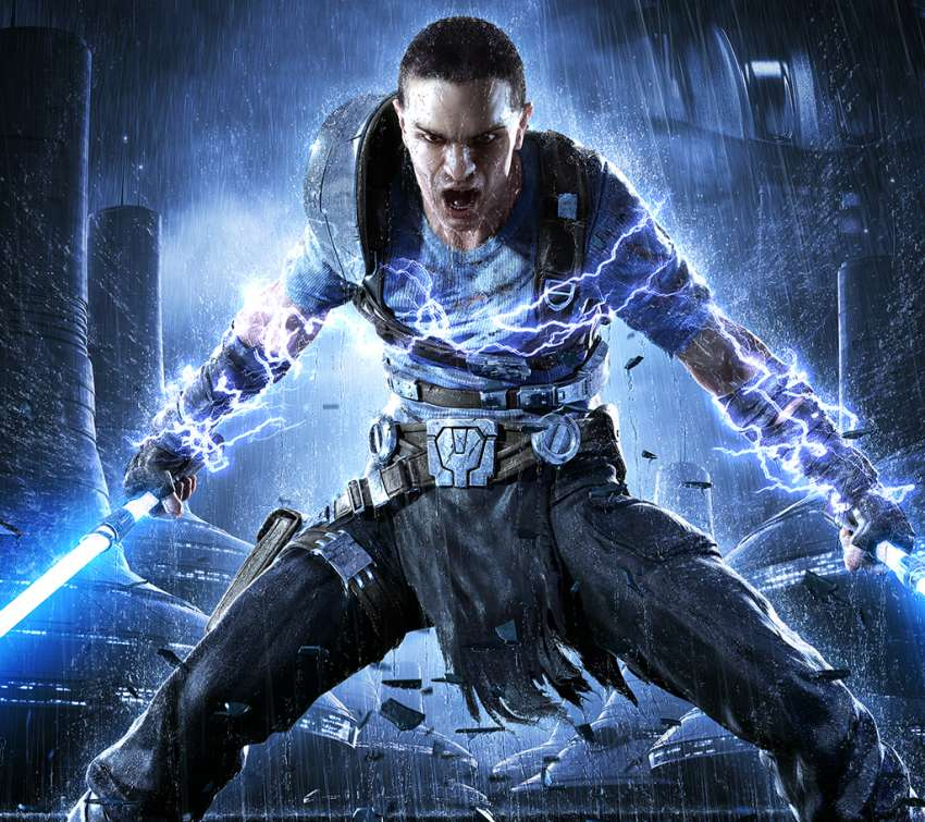 Star Wars: The Force Unleashed 2 Handy Horizontal Hintergrundbild