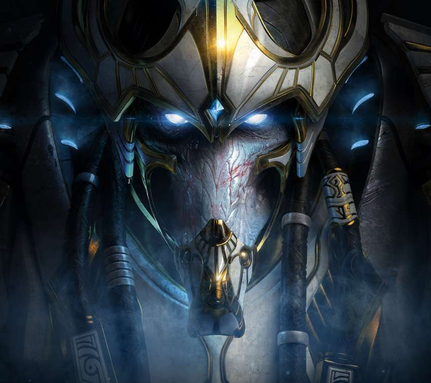 StarCraft 2: Legacy of the Void Hintergrundbild
