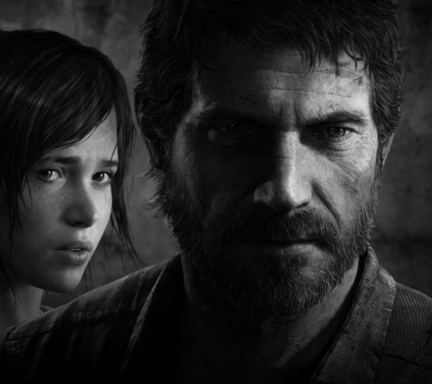 The Last of Us Hintergrundbild