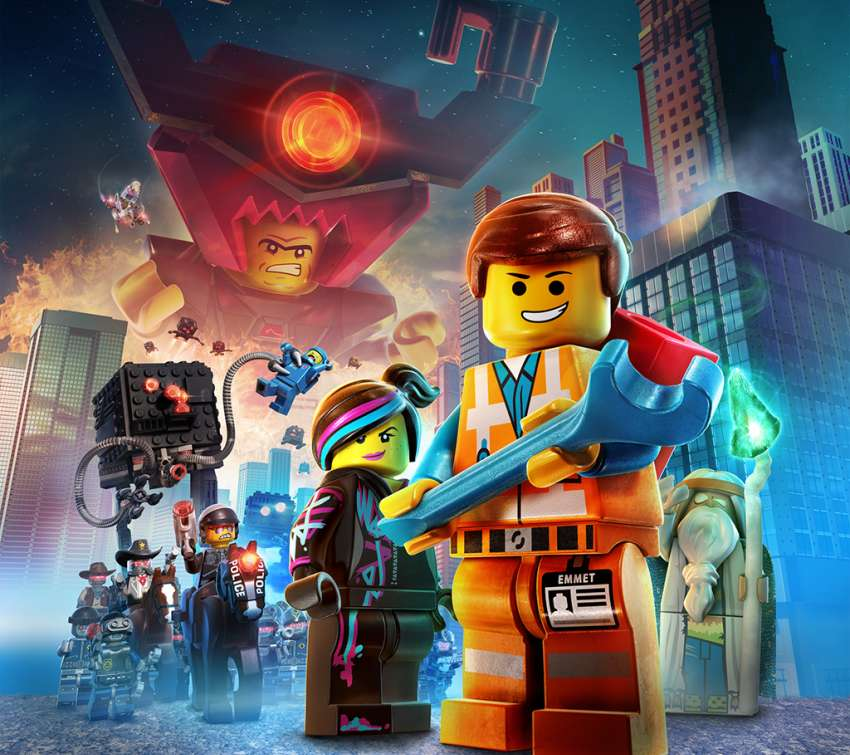The LEGO Movie Videogame Hintergrundbild