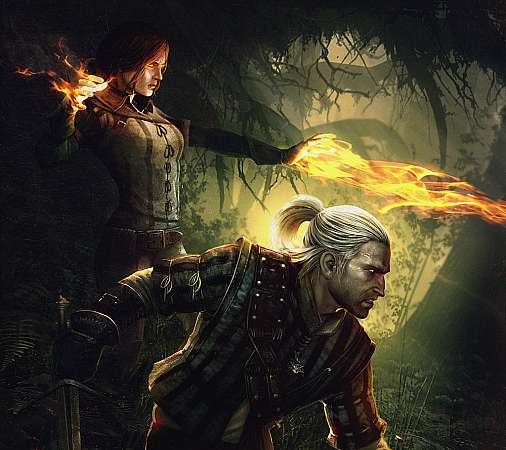 The Witcher 2: Assassins of Kings Handy Horizontal Hintergrundbild