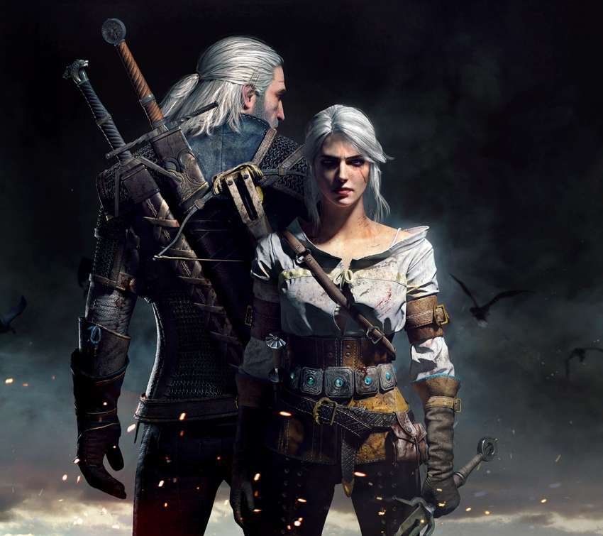 The Witcher 3: Wild Hunt Handy Horizontal Hintergrundbild