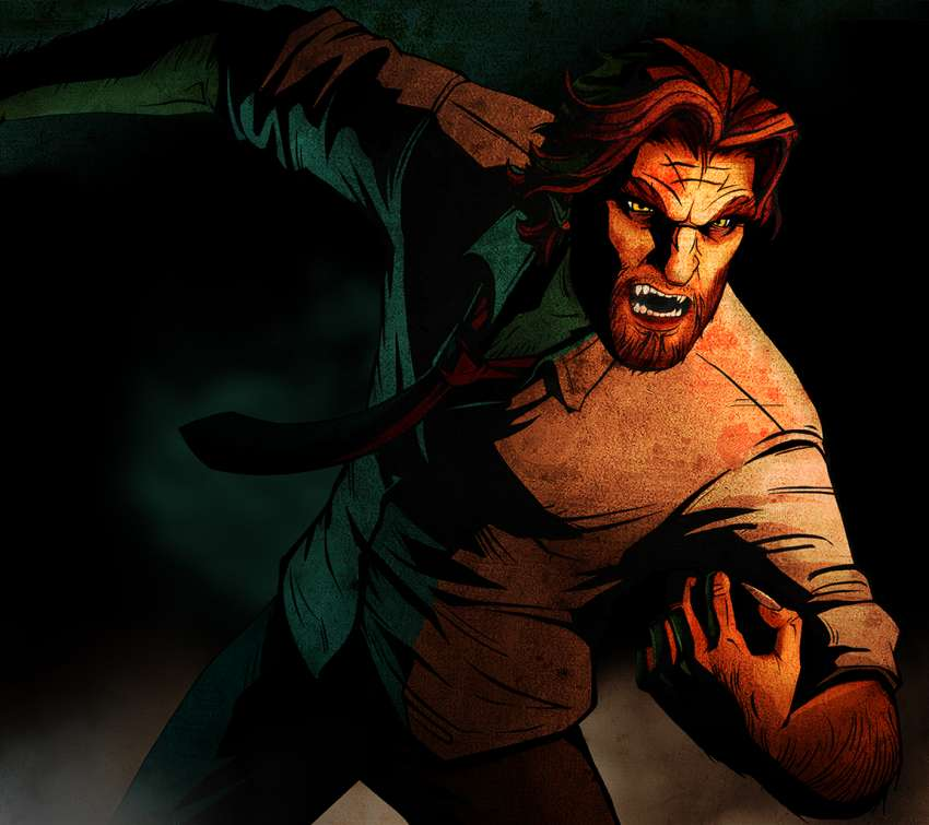 The Wolf Among Us Hintergrundbild