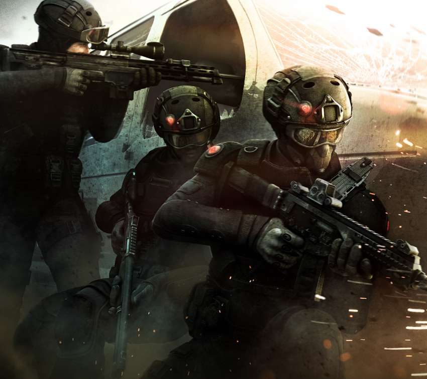 Tom Clancy's Rainbow 6: Patriots Hintergrundbild