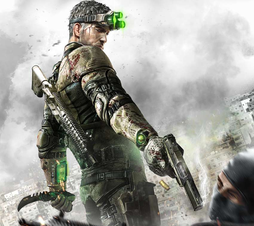 Tom Clancy's Splinter Cell: Blacklist Hintergrundbild