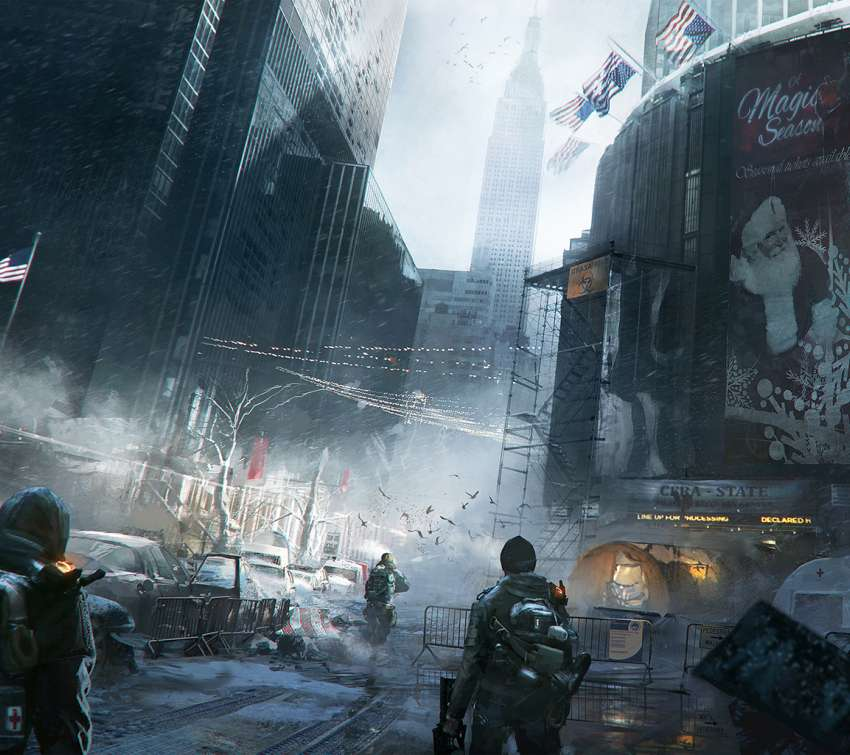 Tom Clancy's The Division Hintergrundbild