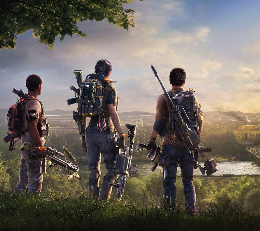 Tom Clancy's The Division 2 Hintergrundbild