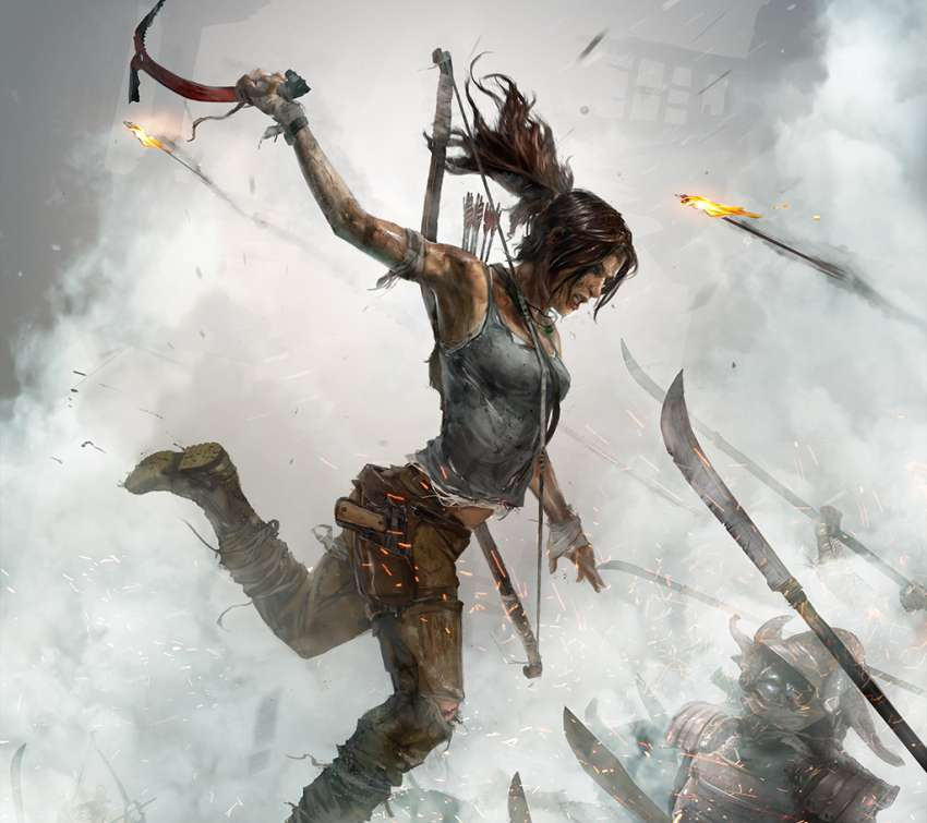Tomb Raider: Definitive Edition Hintergrundbild