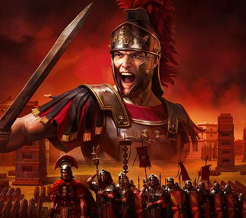 Total War: Rome Remastered Handy Horizontal Hintergrundbild